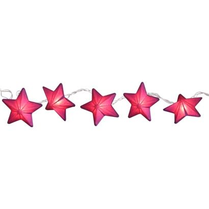 Xhilaration String Lights : Xhilaration Paper Star String Lights Around the House... Pintere?