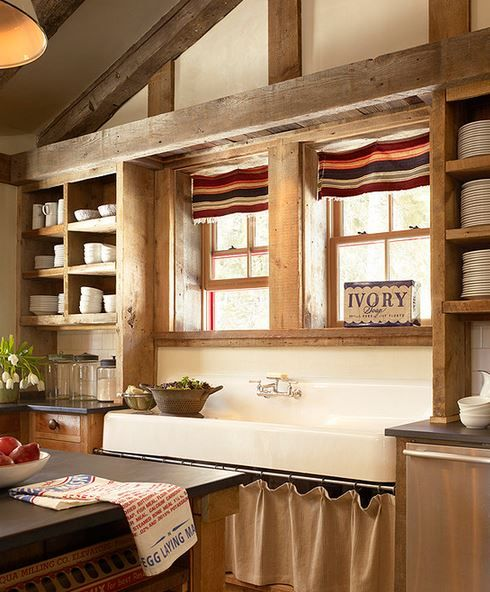 Barn Sinks For Kitchen : Ski barn farmhouse sink Kitchens I Love Pinterest