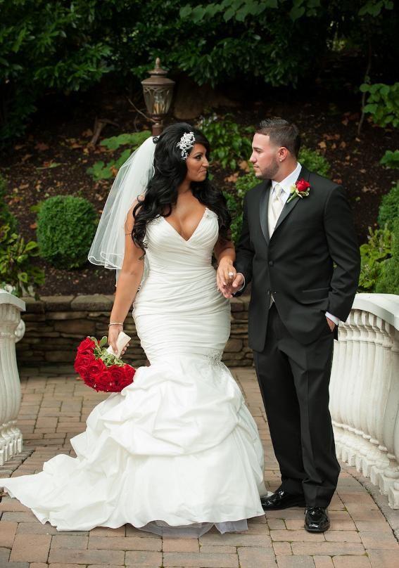 Jerseylicious Tracy Wedding