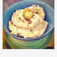 Jalapeño and Lime Hummus | For the Love of Cooking | Pinterest