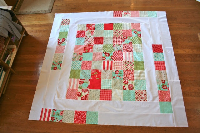 I need ideas for a quick quilt