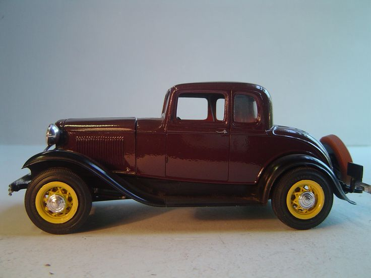 39 32 ford 5 window coupe my model cars pinterest