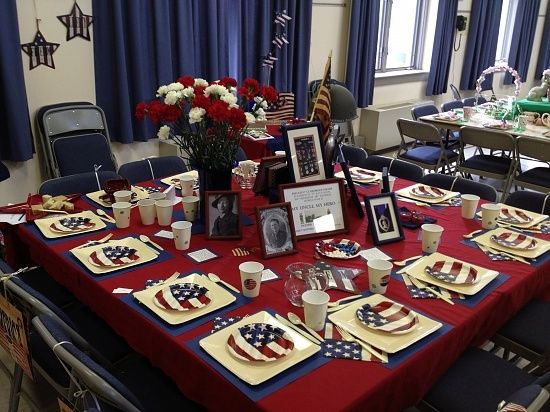 Welcome home soldier party ideas 4th of july or welcome for Welcome home soldier decorations