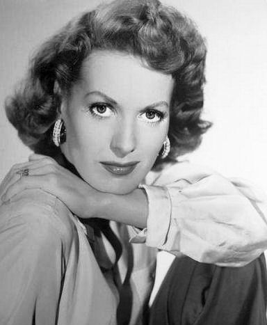 Photo of Maureen O'Hara for fans of Classic Movies.