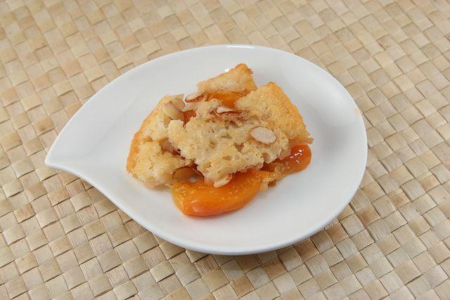 Brown Butter Nectarine Cobbler Cake | Recipes - Desserts (& Muffins ...