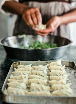 Vegetarian Momos | Asiana | Pinterest