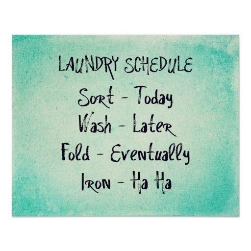 laundry schedule printable new calendar template site. Black Bedroom Furniture Sets. Home Design Ideas