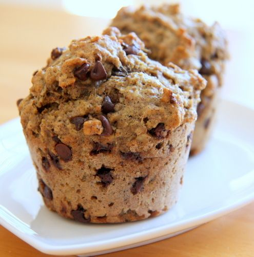 Espresso Chocolate Chip Muffins. I used chocolate chips and mini ...