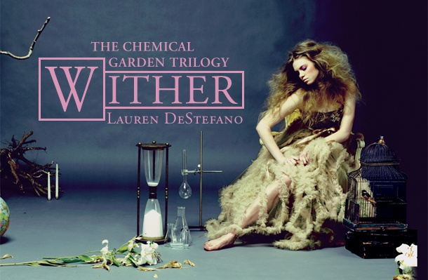 Wither (The Chemical Garden, Book 1), DeStefano, Lauren, Used; Good Book