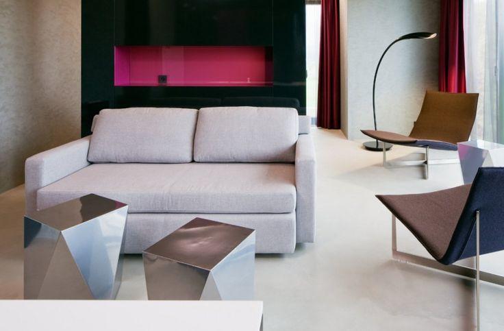 Doride Floor Lamp By Karim Rashid for Artemide