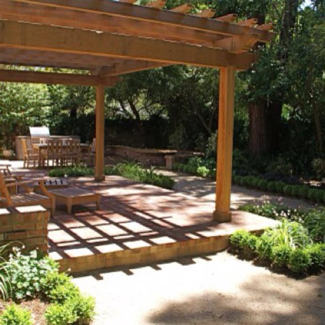 Patio sun shade ideas 25 sunshades and patio ideas for Garden decking canopy ideas