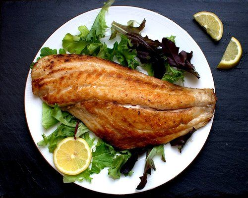 Crispy pan fried fish by foodswoon fish food pinterest for Best fish to pan fry