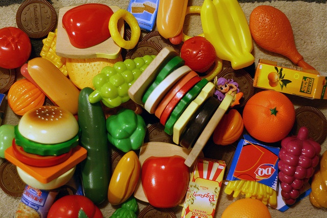Play Food Life Then And Now Pinterest