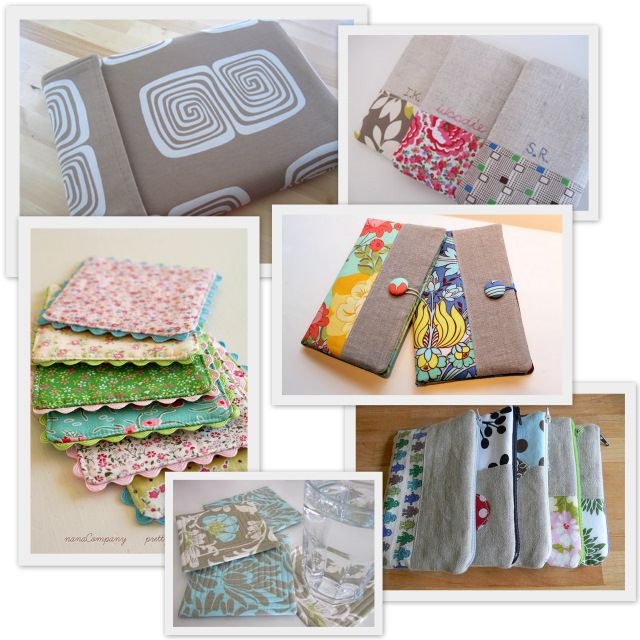 Pretty gift ideas to sew fabric scrap pinterest