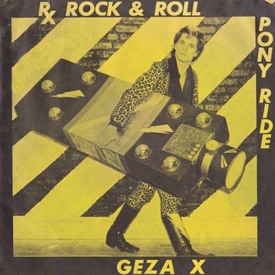 Geza X Rx Rock Roll