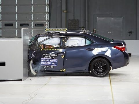 Toyota Crash Test