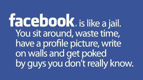 That settles it..more Pinterest, less Facebook!