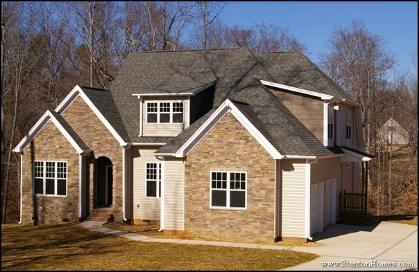 Pin By Stanton Homes On New Home Exterior Ideas Pinterest