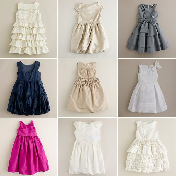 J crew flower girl dresses omg wedding aka i like for J crew beach wedding dress