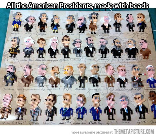 every president height