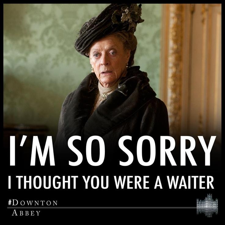Mrs crawley quotes