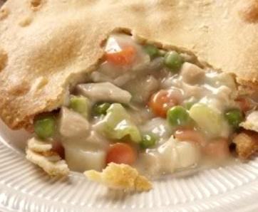 Creamy Chicken Pot Pie | DIY Yummy Stuff | Pinterest