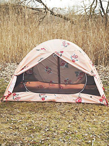 For Glamping // Free People Alite x Free People Tent