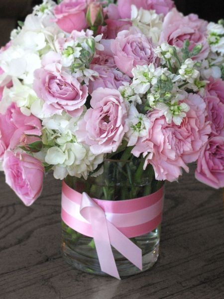 Touch of ribbon floral arrangements pinterest