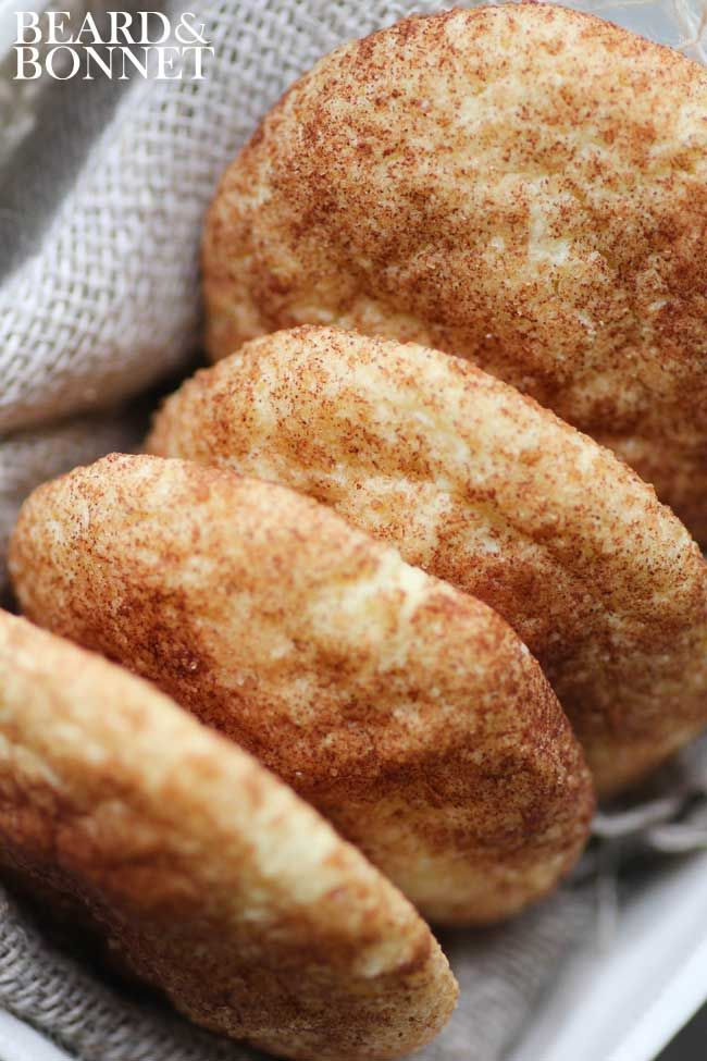 snickerdoodles share the love giveaway beard and bonnet # glutenfree