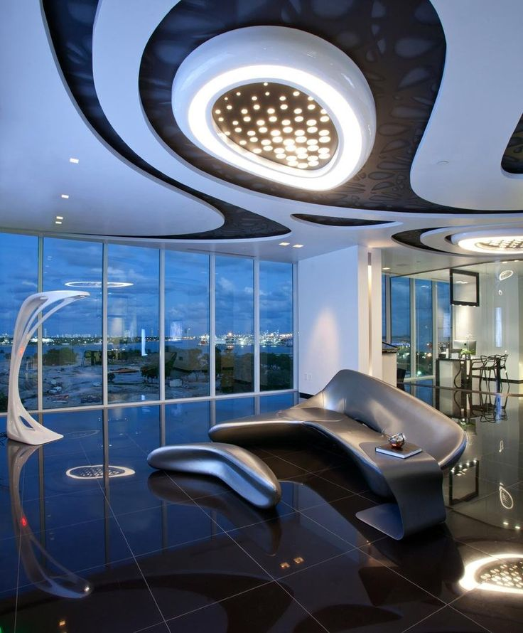 Genesy LED Floor Lamp By Zaha Hadid for Artemide