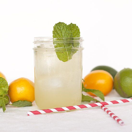 mojito is a drink we all know and love. By switching it up with Meyer ...
