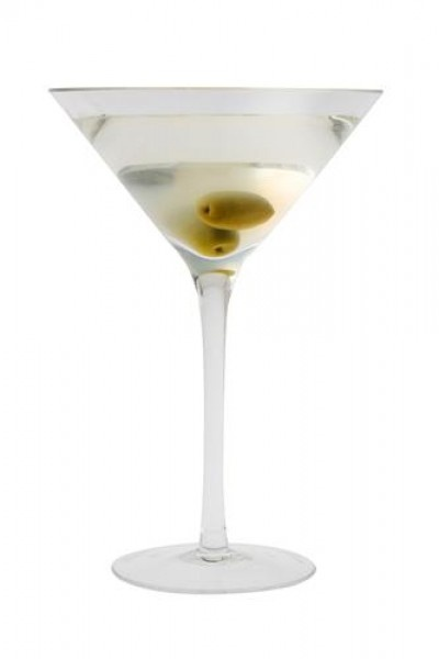 Dirty Martini... how I love a good dirty martini! Blue cheese olives ...