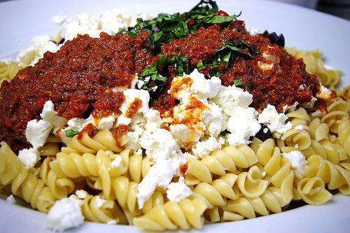Feta And Kalamata Olive Tortellini Pasta Salad Recipes — Dishmaps