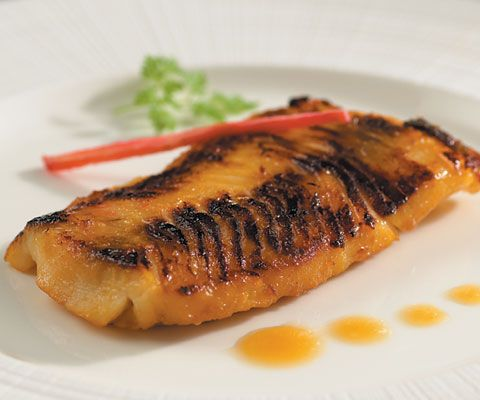 Nobu Black Cod with Miso | Fish and Seafood | Pinterest