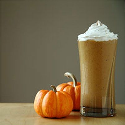 Pumpkin Pie Protein Smoothie | Gluten Free | Pinterest