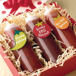 Ketchup recipes...love this as a gift!