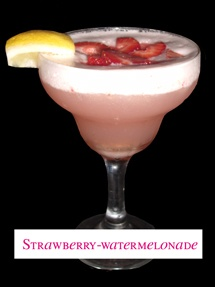 Strawberry-watermelonade Great for the summertime, or anytime, add a ...