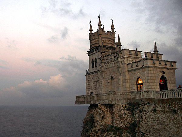 Swallow's Nest Castle, Crimea, Ukraine | Next Destination ...