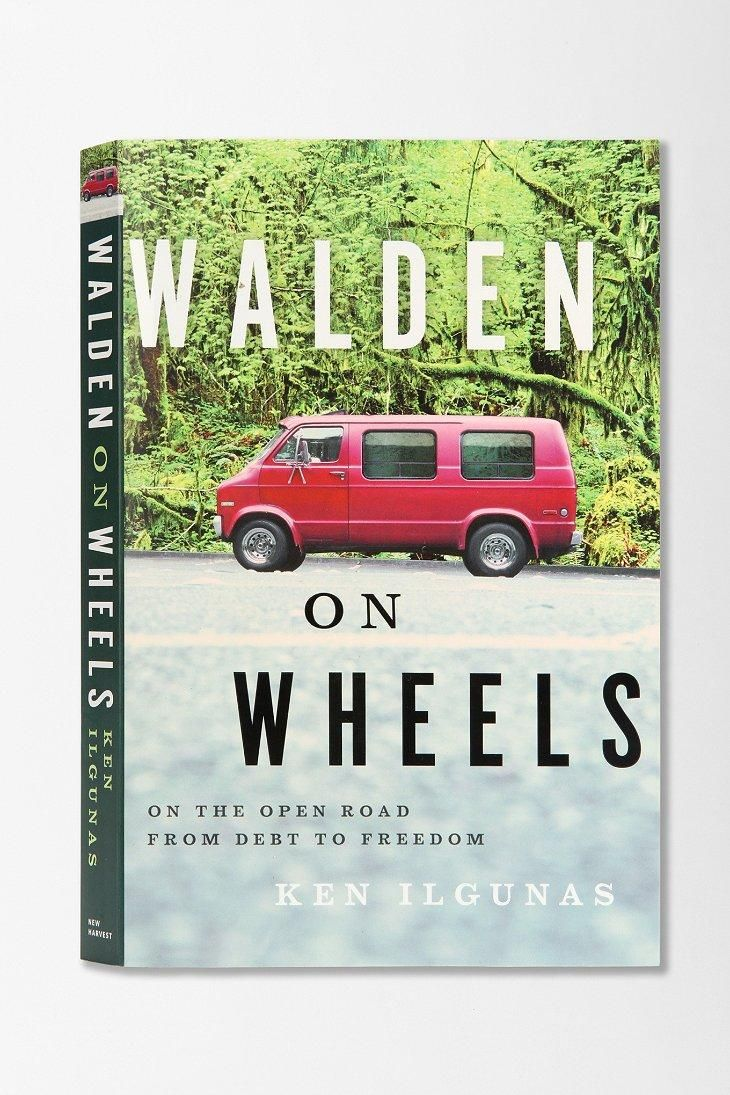 t shirt brand Walden On Wheels On The Open Road From Debt To Freedom By Ken Ilgunas