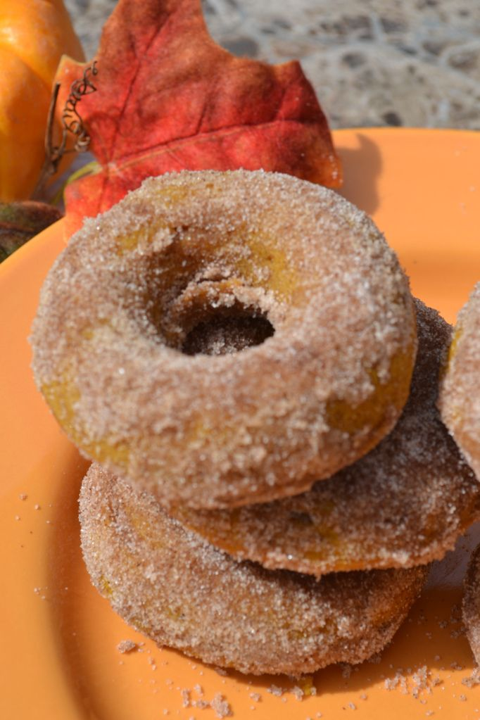 Easy, Baked Pumpkin Doughnuts! DSC_0687 | Audaciously Autumn! Recipes ...