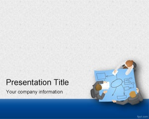 Free powerpoint project plan template powerpoint template is a free business planning template for projects wajeb Gallery
