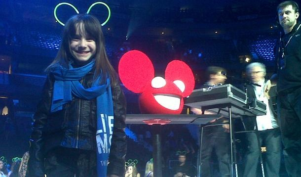 The 2012 Juno awards were very much a family affair and an AWESOME experience for one little girl! :)