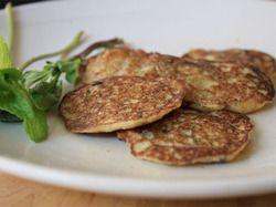 Naga-imo Pancakes   Serious Eats : Recipes