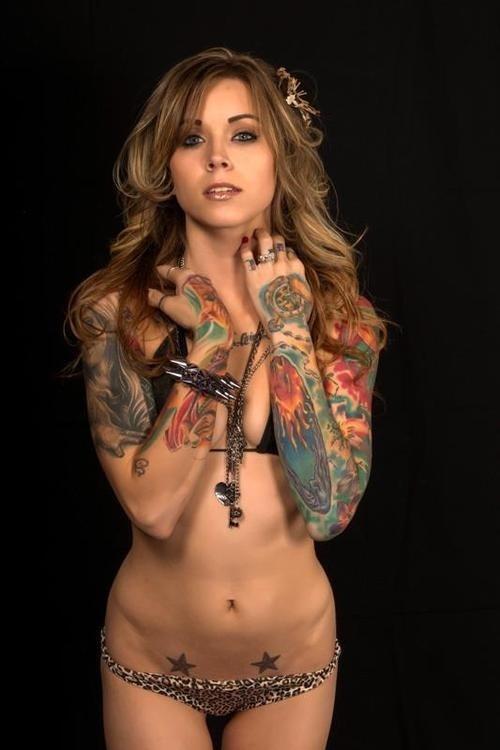 Inked Girls | Tattoo Sexy Girl | Pinterest