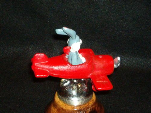 Man Cave Cast : Buggs bunny man cave cast iron toy air plane on ford t