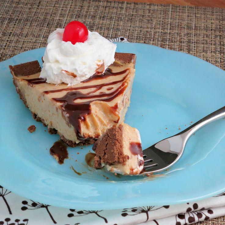 No-Bake Peanut Butter Pie | Recipe