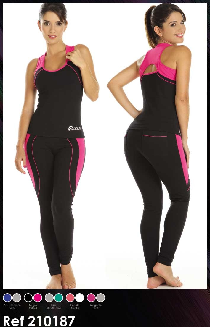 ropa deporte mujer fitness adidas