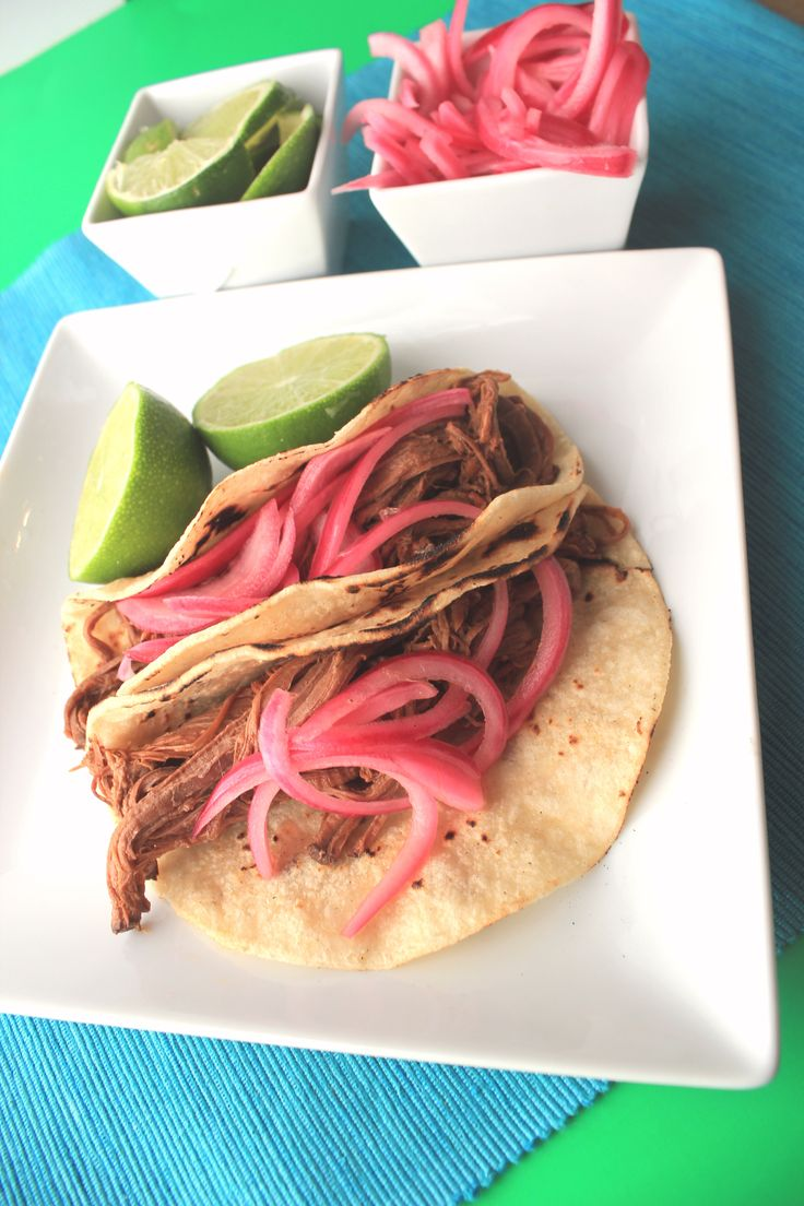 Southwestern Pulled Brisket Tacos   YUM yum YUMMY!   Pinterest