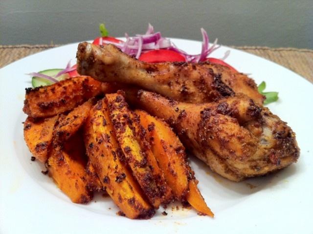 Smoked Paprika chicken | Primal Food & Lifestyle | Pinterest