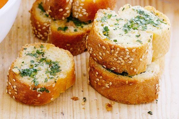 Garlic bread main image